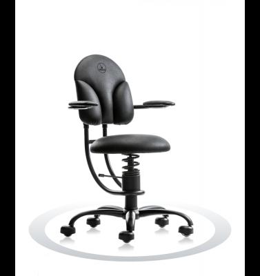 Ergonomische stoel Spinalis Basic zwart