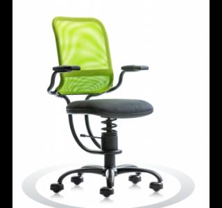 Ergonomisch dynamische bureaustoel Spinalis Ergonomic