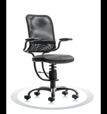 Ergonomische stoel Spinalis Ergonomic zwart