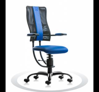 Ergonomisch dynamische bureaustoel Spinalis Hacker