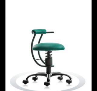Ergonomische stoel Spinalis Smart groen
