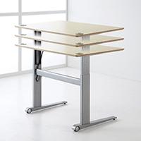 In hoogte verstelbare tafel Conset gallery 3