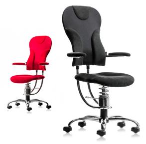Ergonomische Bureaustoel Hernia.Ergonomische Bureaustoelen Voor Veel Beweging En Gezondheid